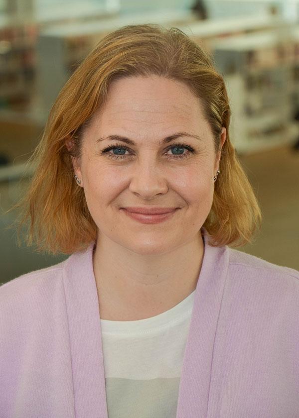Camilla Westerholm