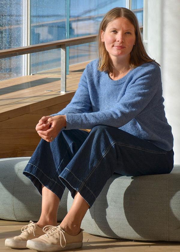 """Susanna """"Sanna"""" Grönroos"""